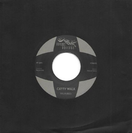 Najavibes - Insecurity / Catty Walk (Fruits Records) 7""